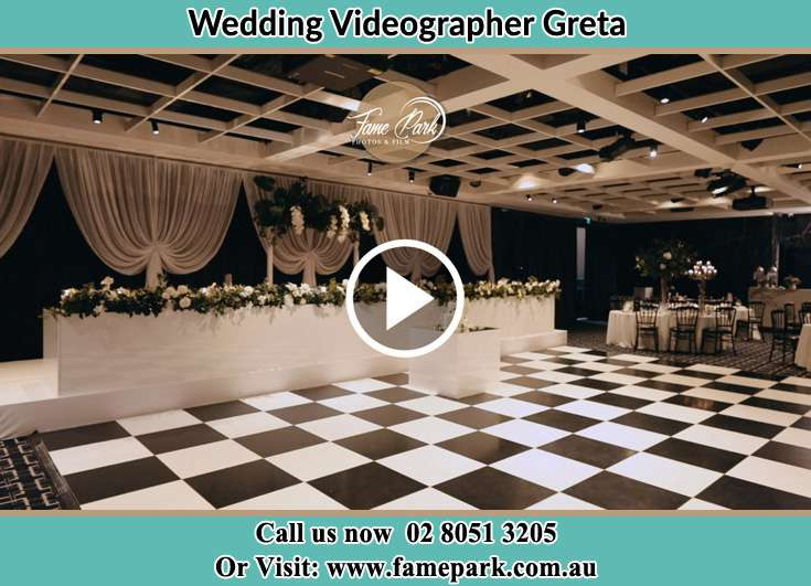 The wedding reception venue Greta NSW 2334