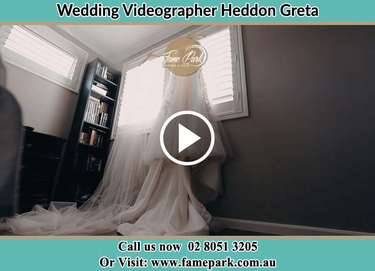 The wedding gown Heddon Greta NSW 2321