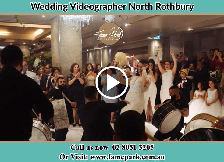 The new couple dancing on the dance floor with the band North Rothbury NSW 2335