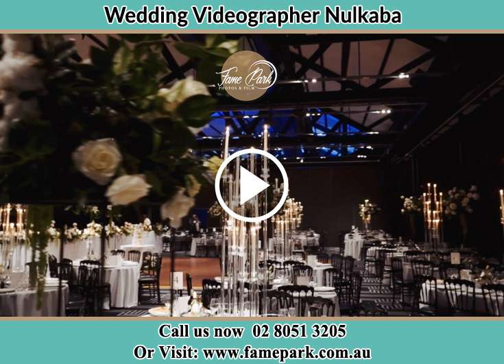 The wedding reception venue Nulkaba NSW 2325