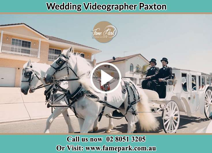 The wedding carriage Paxton NSW 2325