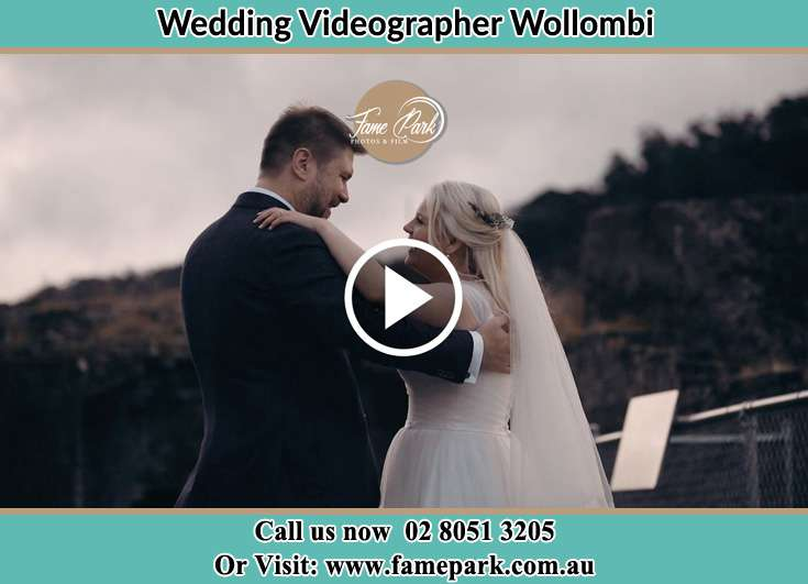 The new couple dancing outdoors Wollombi NSW 2325